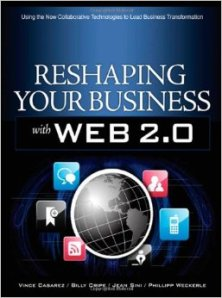 Jean Sini, Reshaping your business with Web 2.0